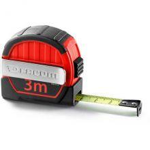 Mètre ruban 3m compact dos magnétique 100.313BU Facom