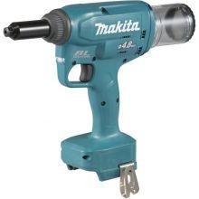 Riveteuse 18 V Li-Ion ø 4,8 mm (Produit seul) Makita DRV150ZJ
