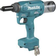 Riveteuse 18 V Li-Ion ø 6,4 mm (Produit seul) Makita DRV250ZJ
