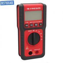 Multimètre DMM SMART Facom 711B
