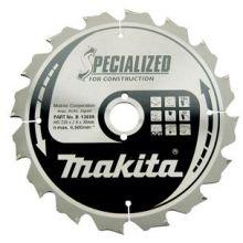 Lame de scie circulaire carbure ''Specialized'' construction ø 235mm Makita B-13699