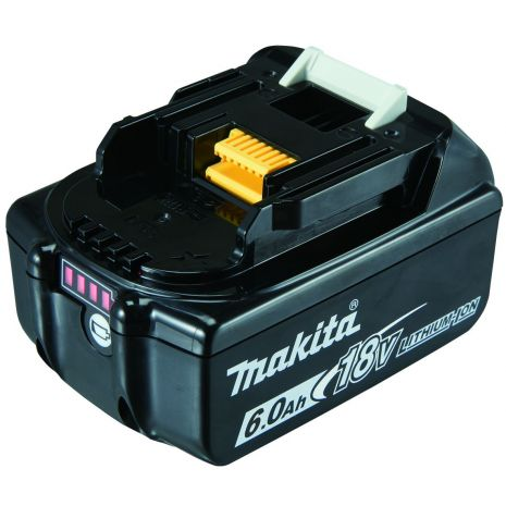 Batterie Makstar Li-Ion 18V / 6Ah - BL1860B Makita 197422-4