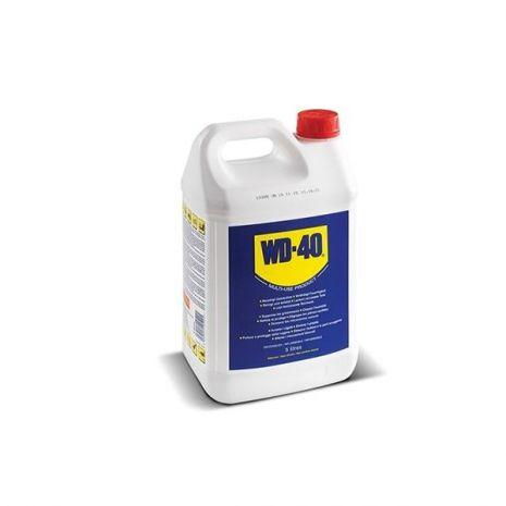 Lubrifiant dégrippant WD40 bidon de 5 litres