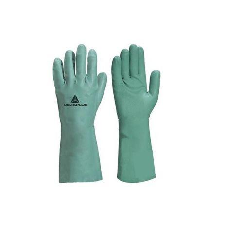 Gant vert tout Nitrile Nitrex 802