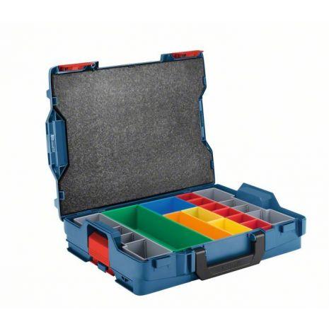 Coffret L-BOXX 102 + set couleur 13 pièces Bosch 1600A016NA