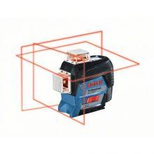 Laser lignes connecté GLL 3-80 C + BM1 Plus L-Boxx + cellule Bosch 0601063R05
