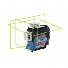 Laser lignes connecté GLL 3-80 CG Solo + Housse + L-Boxx + B Bosch 0601063T03