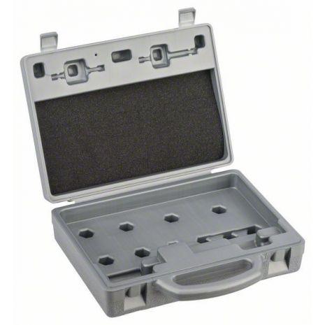 Coffret vide pour scies trépans pour 11 pièces Bosch 2605438166