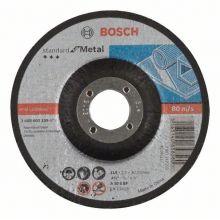 Disque à tronçonner à moyeu déporté Standard for Metal Bosch 2608603159