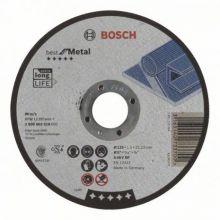 Disque à tronçonner à moyeu plat Best for Metal Bosch 2608603518