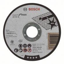 Disque à tronçonner à moyeu plat Expert for Inox Bosch 2608600215