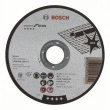 Disque à tronçonner à moyeu plat Expert for Inox Bosch 2608600220