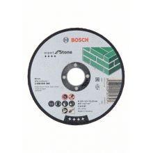 Disque à tronçonner à moyeu plat Expert for Stone Bosch 2608600385