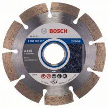 Disque à tronçonner diamanté Standard for Stone Bosch 2608602597