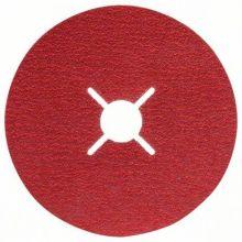 Disque abrasif sur fibres R780, Best for Metal + Inox Bosch 2608621615