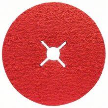 Disque abrasif sur fibres R780, Best for Metal + Inox Bosch 2608621616