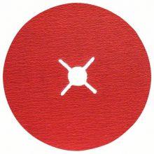 Disque abrasif sur fibres R780, Best for Metal + Inox Bosch 2608621620