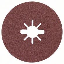 Disques abrasifs en fibre X-LOCK, Ø 115mm, G80, R444, ExpertforMetal, 1pc Bosch 2608619168