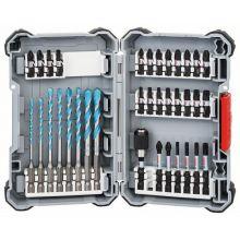 Embouts de vissages Impact Control MultiConstruction, set de 35 pièces Bosch