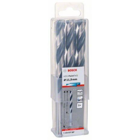 Foret hélicoïdal HSS PointTeQ 11,9 mm Bosch 2608577287