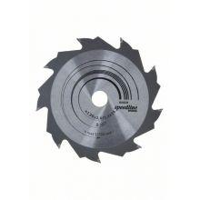 Lame de scie circulaire Speedline Wood Bosch 2608640774