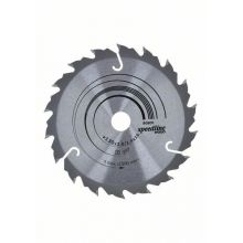 Lame de scie circulaire Speedline Wood Bosch 2608640775