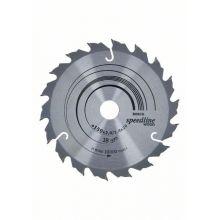 Lame de scie circulaire Speedline Wood Bosch 2608640781