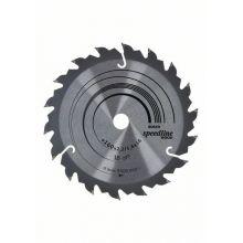 Lame de scie circulaire Speedline Wood Bosch 2608640785