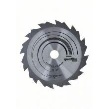 Lame de scie circulaire Speedline Wood Bosch 2608640786