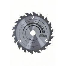Lame de scie circulaire Speedline Wood Bosch 2608640787