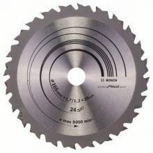 Lame de scie circulaire Speedline Wood Bosch 2608642601