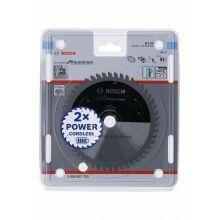 Lame de scie circulaire StandardforAluminium pour scies sans fil 136x1,6/1,1x15,875 T50 Bosch 2608837753