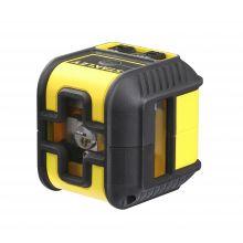 Niveau Laser Croix + Équerrage (Laser Vert) Stanley STHT77592-1