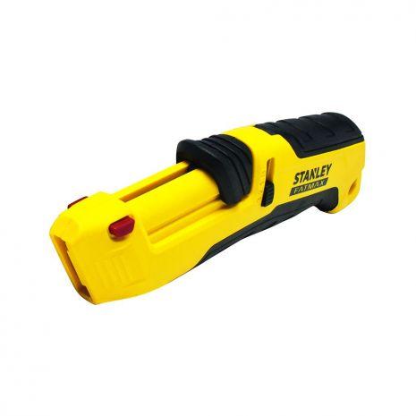 Couteau De Sécurité Bimatière À Lame Auto-Rétractable Fatmax Stanley FMHT10365-0