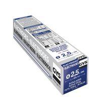 230 Électrodes rutiles E6013 Ø 2,5 - GYS - 085039