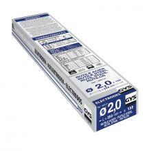 155 Électrodes rutiles E6013 ø2,0 GYS 085121