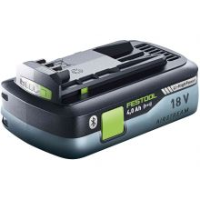 Batterie haute puissance BP 18 Li 4,0 HPC-ASI - 205034 - Festool