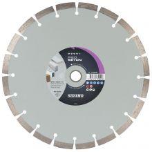 Disque Diamant Pro Beton D300 x 25,4 x h12 - 11130049 - Sidamo