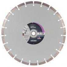 Disque Diamant Pro Béton D 350 x 25,4 x h12 - 11130051 - Sidamo