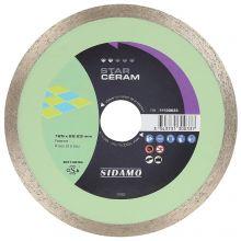 Disque Diamant Star Ceram D.125 x 22.23 x h7 - 11130033 - Sidamo
