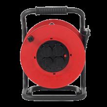 Enrouleur 25 ml HO7RNF 3G2,5 + disjoncteur thermique