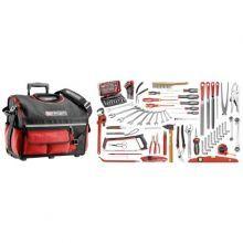 Sélection services généraux 112 outils - boîte à outils textile BSR20.SG4A Facom