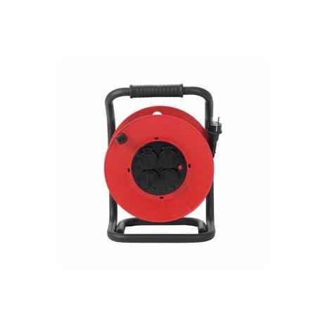 Enrouleur 40 ml HO7RNF 3G2,5 avec disjoncteur thermique - PRO40F