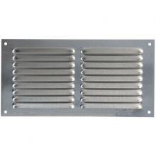 Grille de ventilation. En aluminium. Passage d'air: 66 cm². AMIG20181