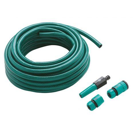 Tuyau enroulé de 15-19 mm fabriqué en PVC avec nylon. Pressi 9899