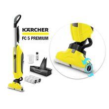 Autolaveuse / balai nettoyeur FC 5 Prenium jaune Karcher