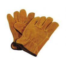 Gant en coton renforcé avec du nitrile dans les doigts et la 2987