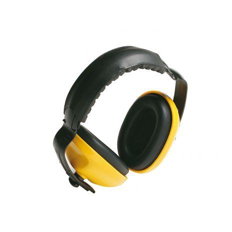 Écouteurs avec harnais molletonné pour un confort accru. Nor 15995