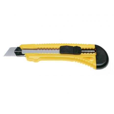 Cutter plastique renforcé avec frein. 7599
