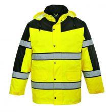 Parka jaune haute visibilité S462 PORTWEST